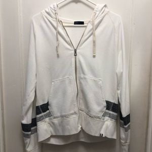 GAP Zippered Hoodie.  Size: Large